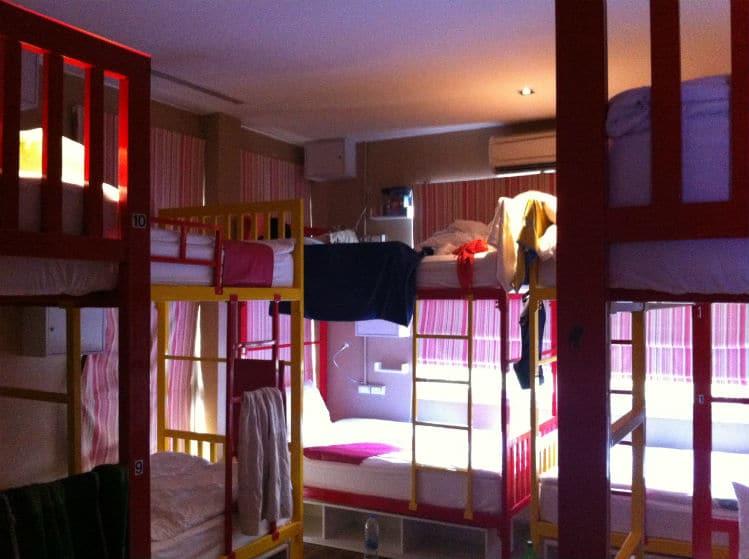 Fin Hostel 10er Dorm