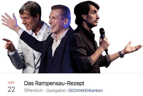 Rampensau-Rezept