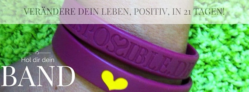 Hol dir dein ALL is POSSIBLE Band